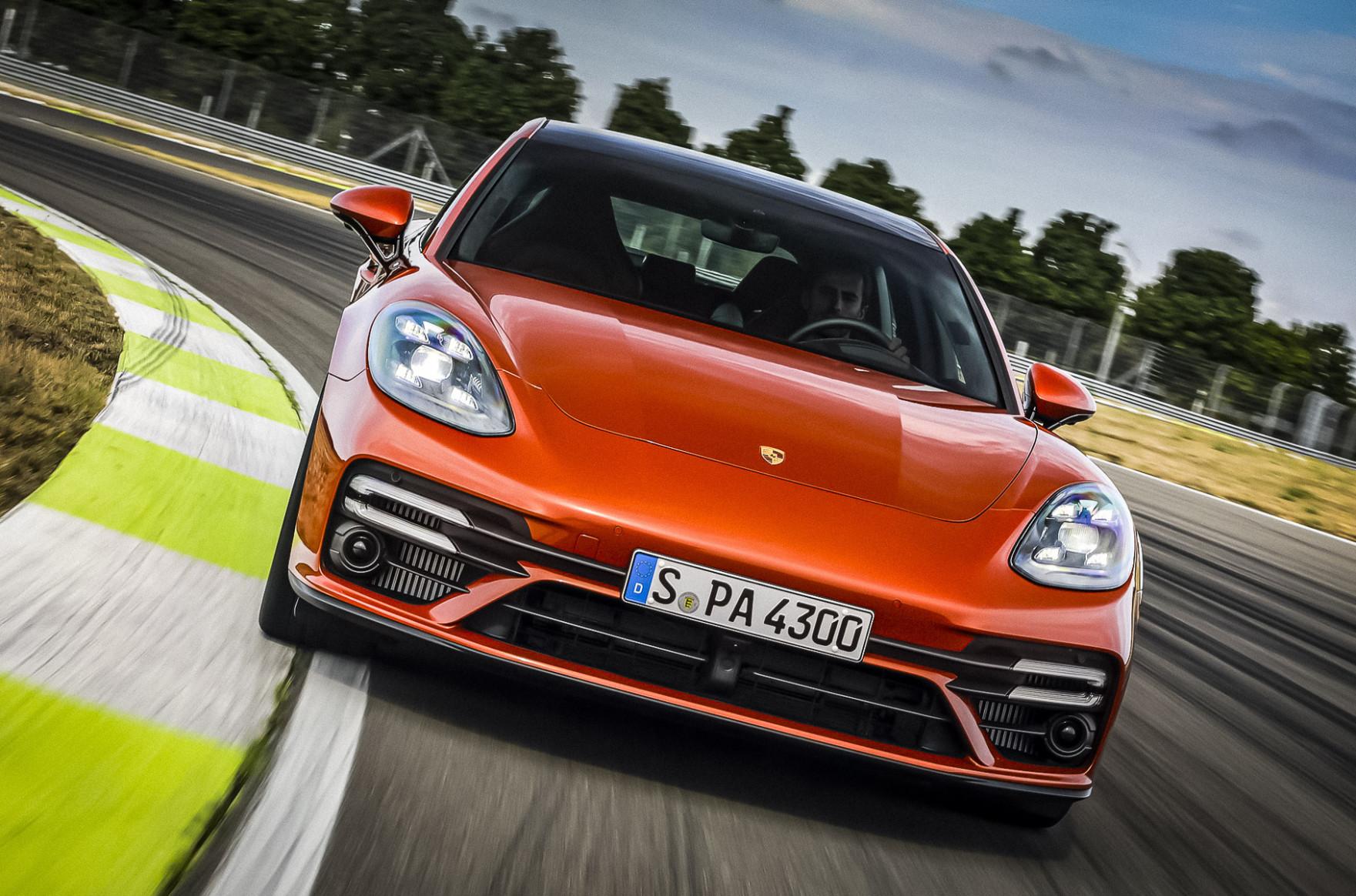 Redesign and Concept 2022 The Porsche Panamera