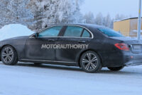 performance 2022 the spy shots mercedes e class