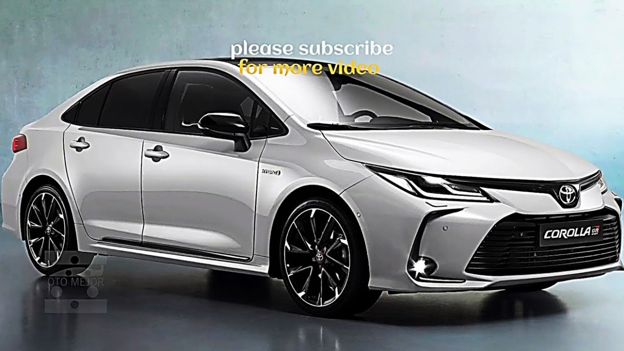 Price, Design and Review 2022 Toyota Altis