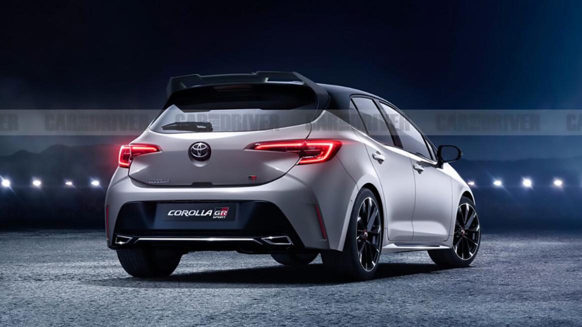 Performance 2022 Toyota Corolla