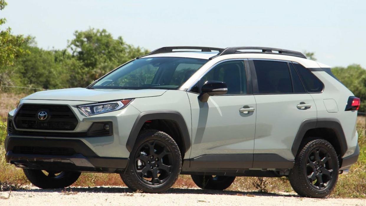 History 2022 Toyota Rav4 Hybrid