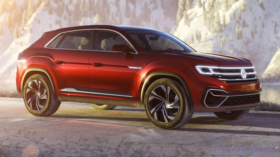 Spesification 2022 Volkswagen Atlas Cross Sport