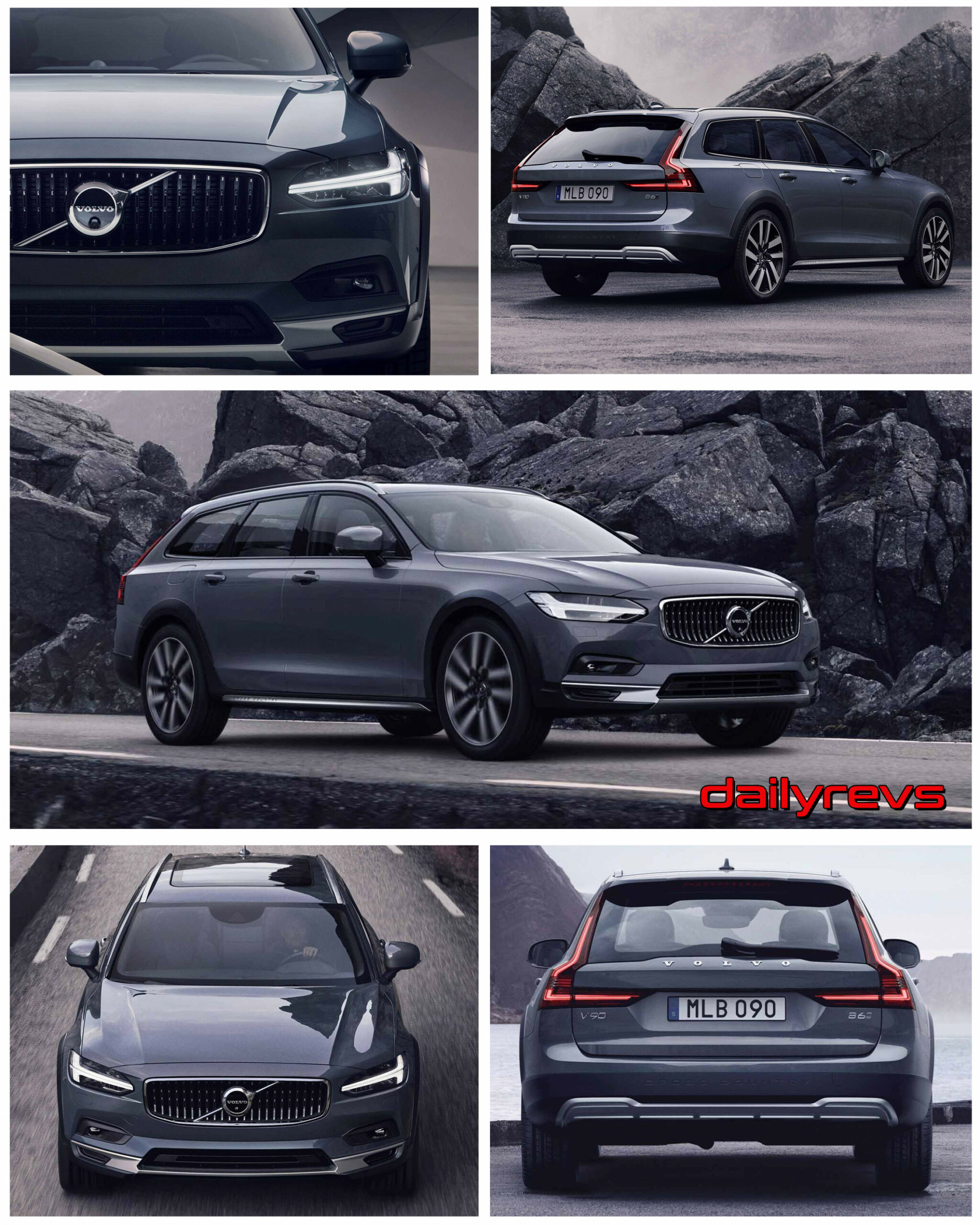 Review 2022 Volvo V90 Specification