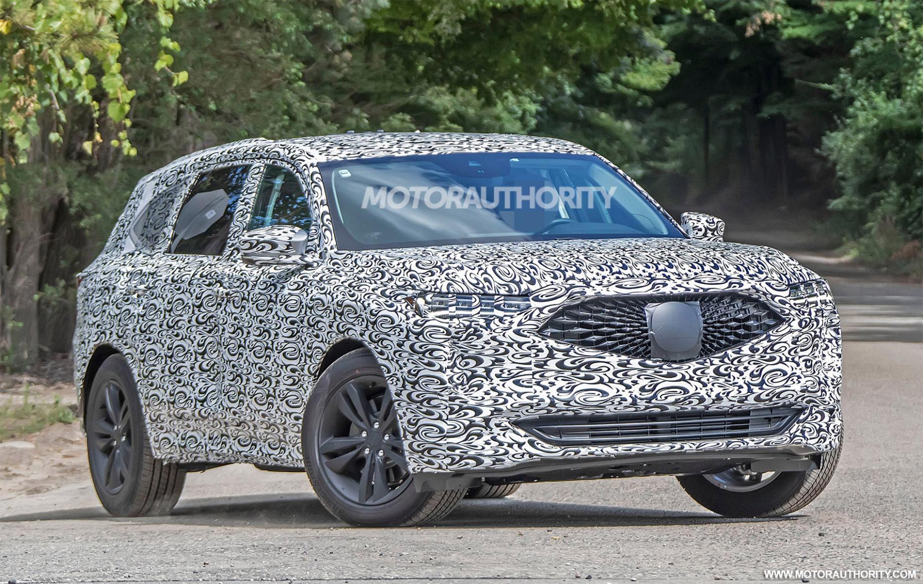 First Drive Acura Mdx 2022 Rumors