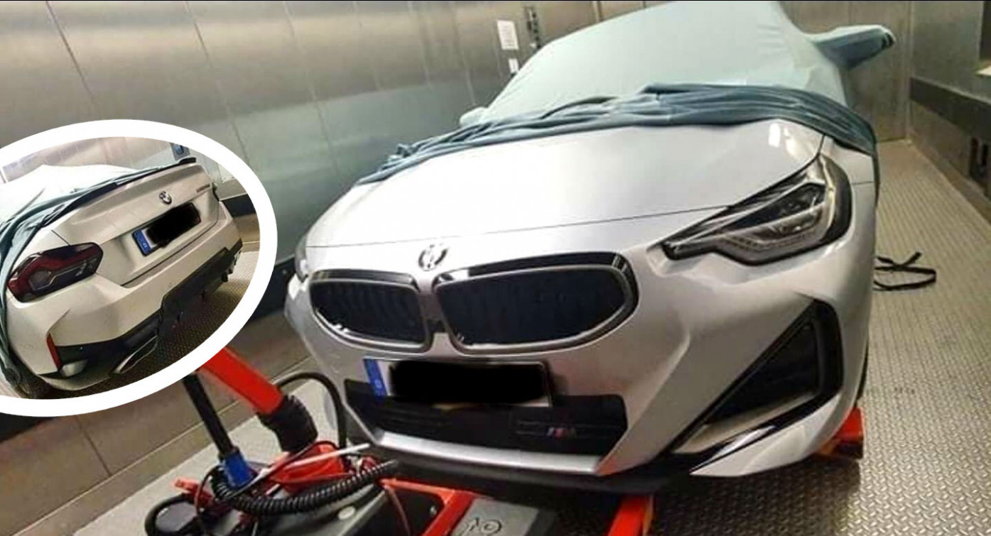 Style 2022 BMW 220D Xdrive