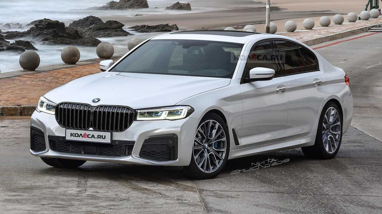 New Concept 2022 BMW 5 Series Release Date