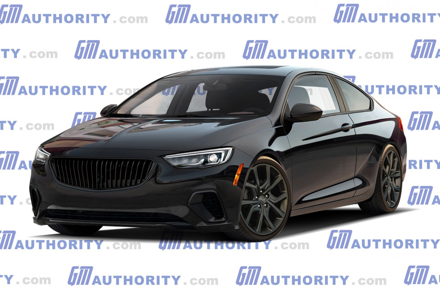 Redesign and Concept 2022 Buick Grand Nationals