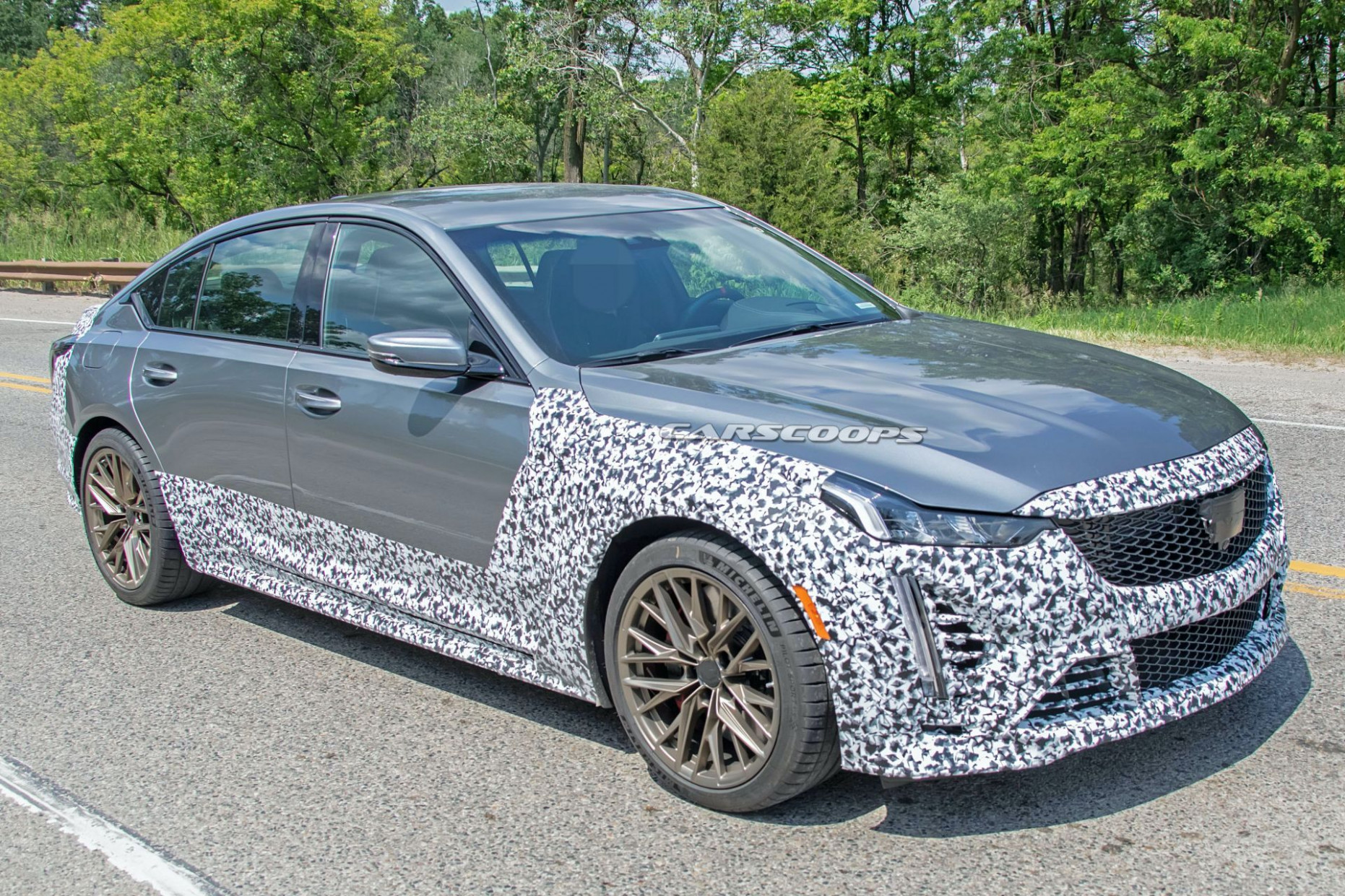 Redesign and Review 2022 Cadillac Ct5 Interior