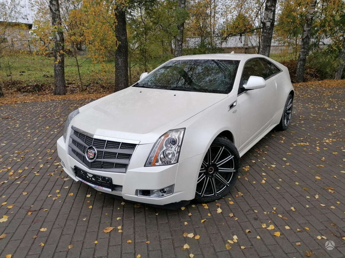 Spesification 2022 Cadillac Cts V Coupe