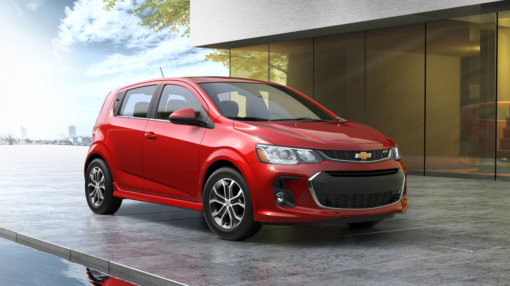 Style 2022 Chevy Sonic