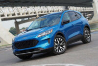 performance and new engine 2022 ford escape