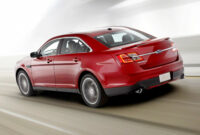 performance and new engine 2022 ford taurus sho