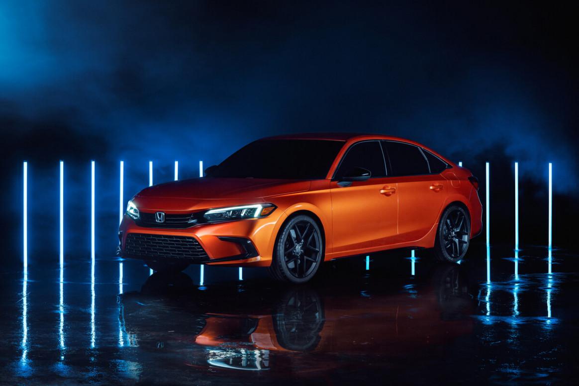Release 2022 Honda Accord Coupe