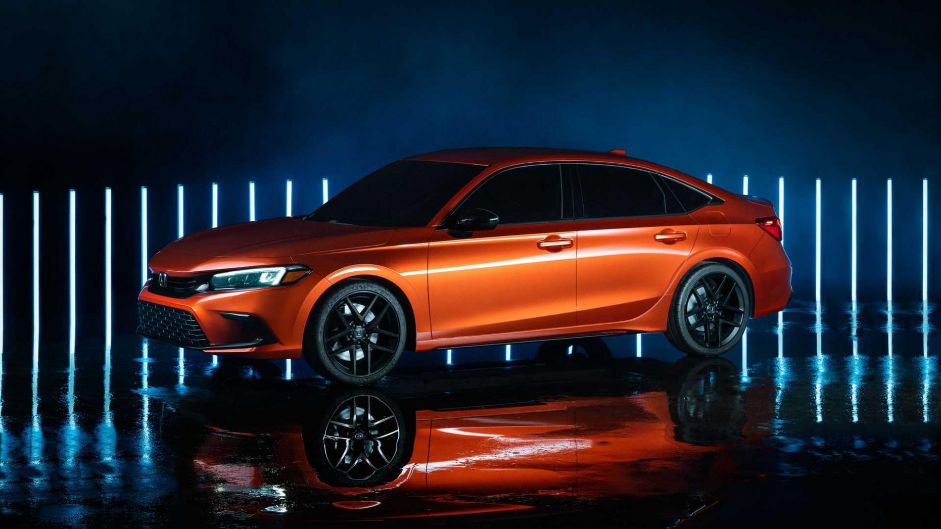 Release 2022 Honda Civic Hybrid