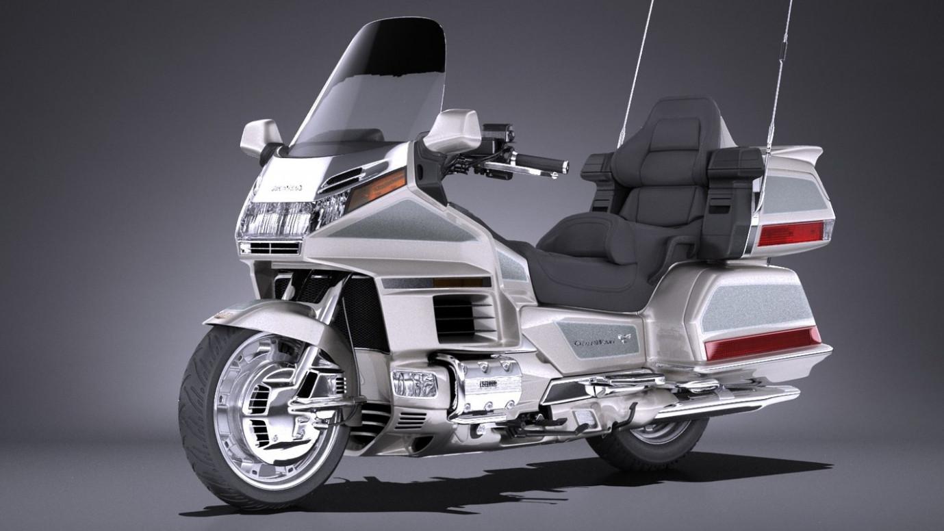 History 2022 Honda Gold Wing