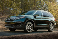 performance and new engine 2022 honda pilot