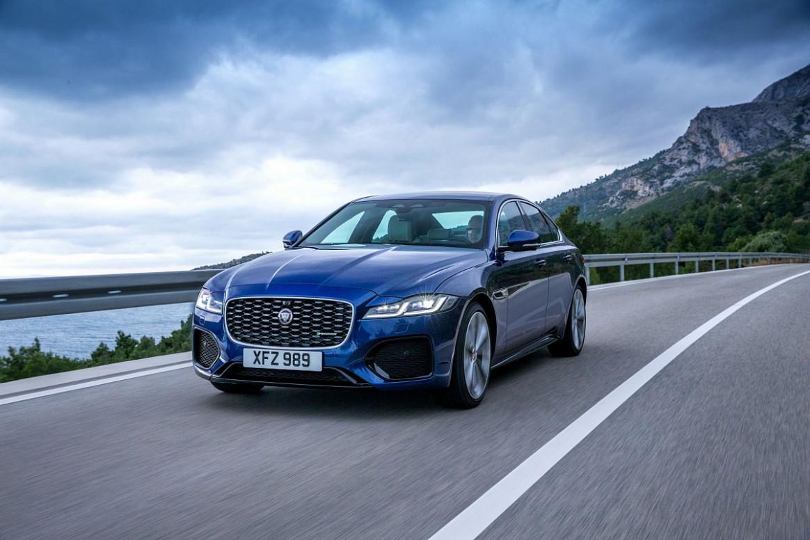 Ratings 2022 Jaguar XK