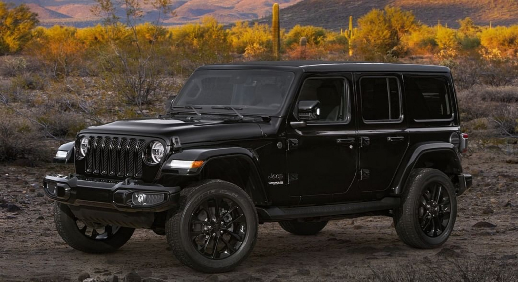 Redesign 2022 Jeep Wrangler Unlimited