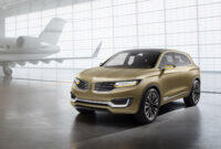 performance and new engine 2022 lincoln mkx at beijing motor show