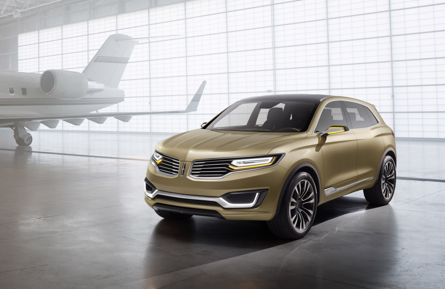 Concept and Review 2022 Lincoln Mkx At Beijing Motor Show