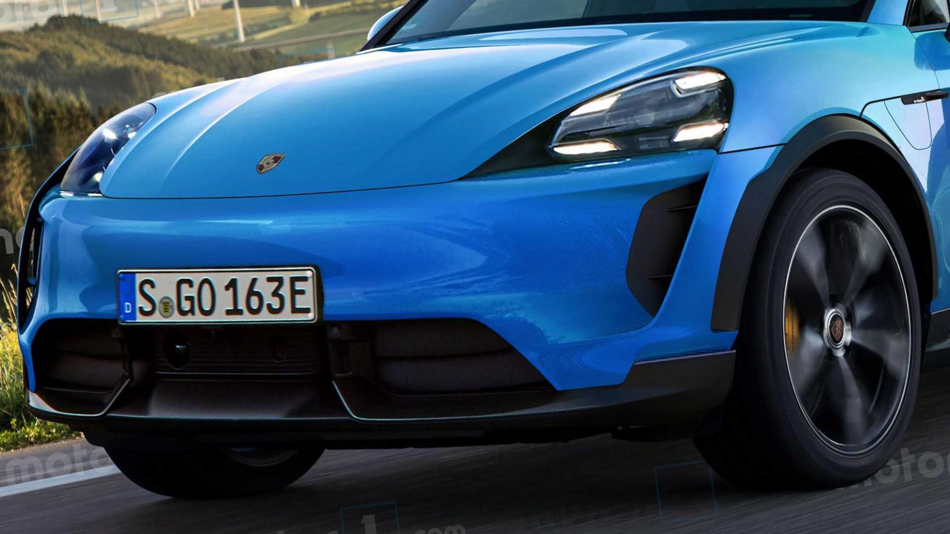 First Drive 2022 Porsche Macan Turbo