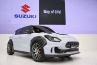 performance and new engine 2022 suzuki swift