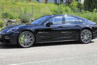 performance and new engine 2022 the porsche panamera