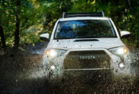 Review and Release date 2022 Toyota 4Runner