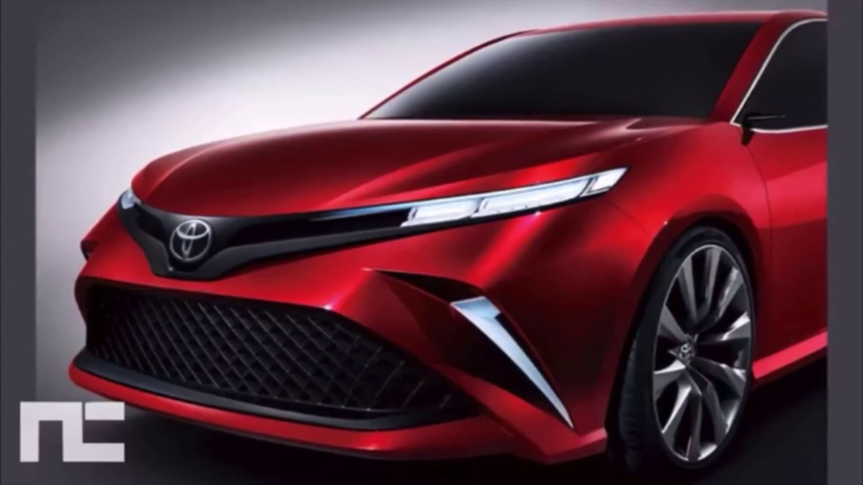 Exterior and Interior 2022 Toyota Camry
