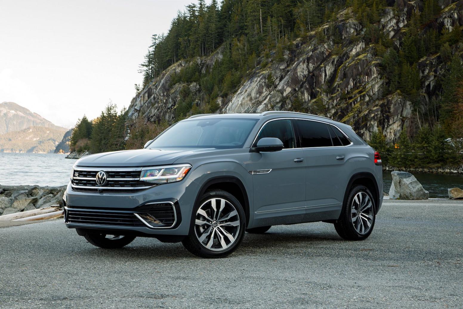 Release Date 2022 Volkswagen Atlas Cross Sport