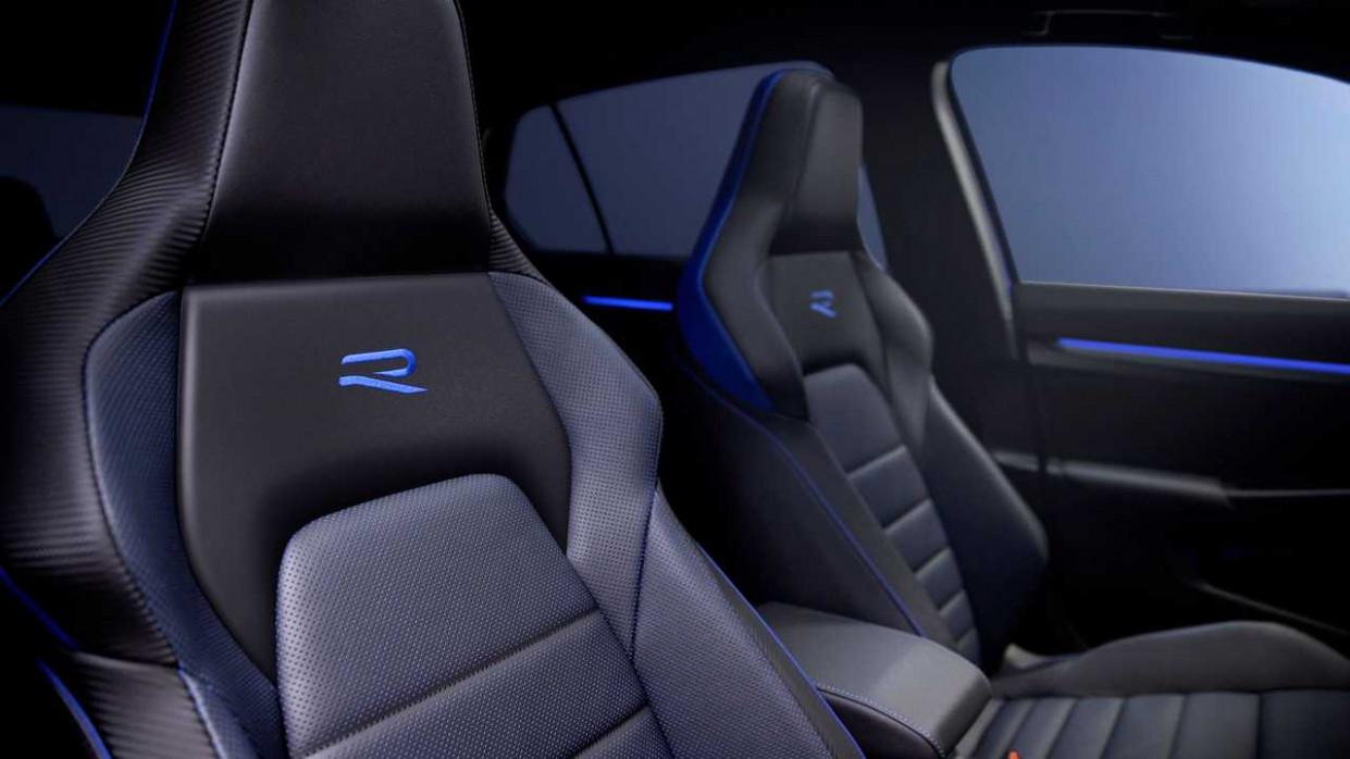Review 2022 VW Golf R USA
