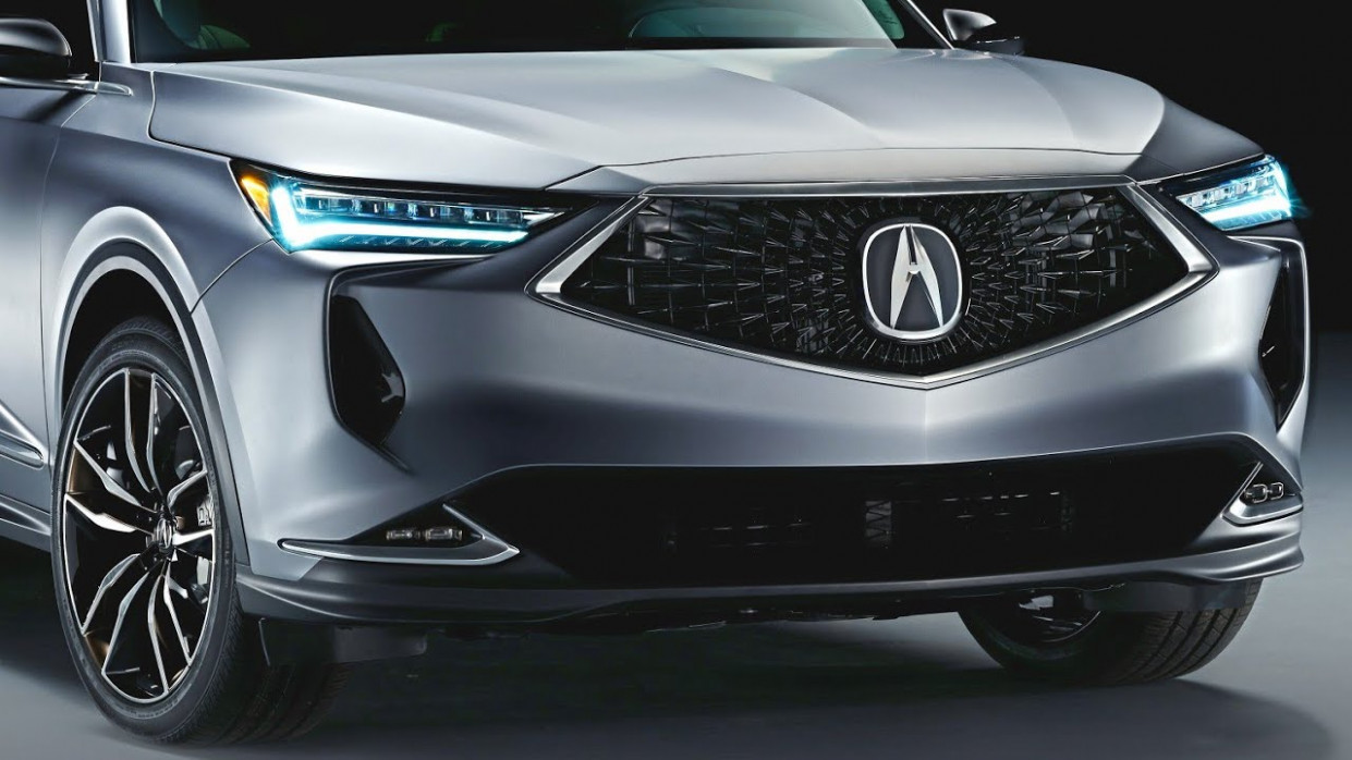 Exterior and Interior Acura Rlx Redesign 2022