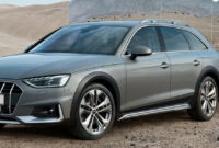 performance and new engine audi a4 allroad 2022
