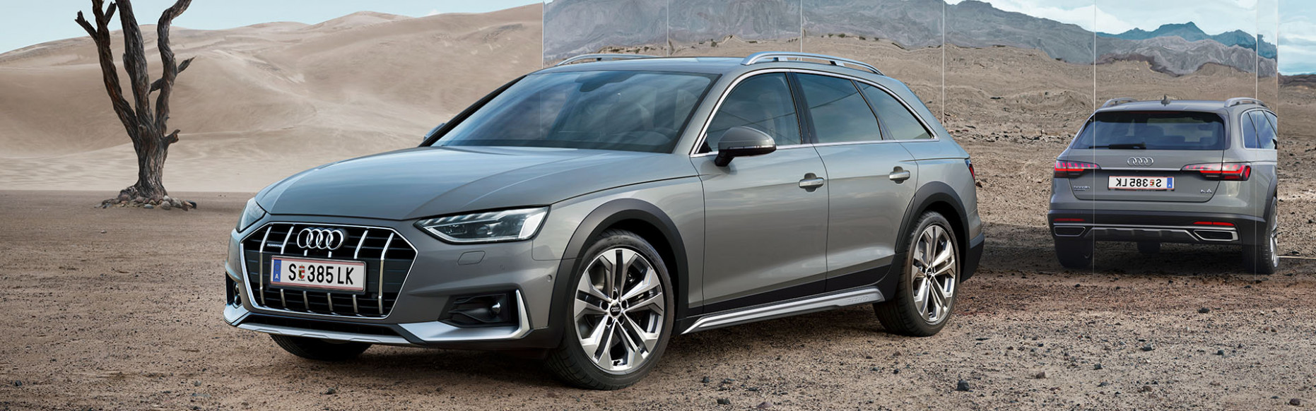 Redesign Audi A4 Allroad 2022