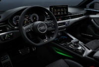 performance and new engine audi a5 2022 interior