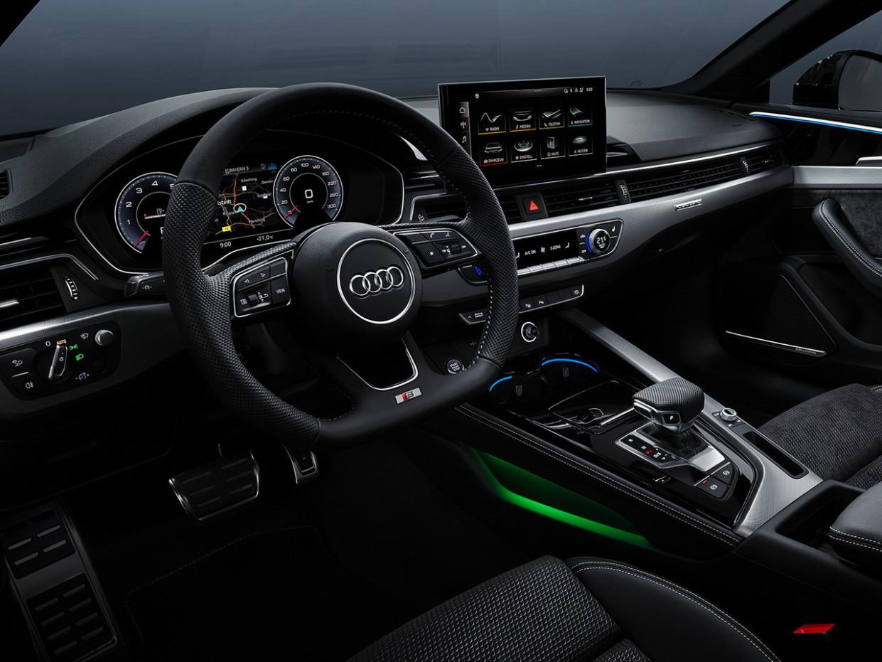 Release Audi A5 2022 Interior