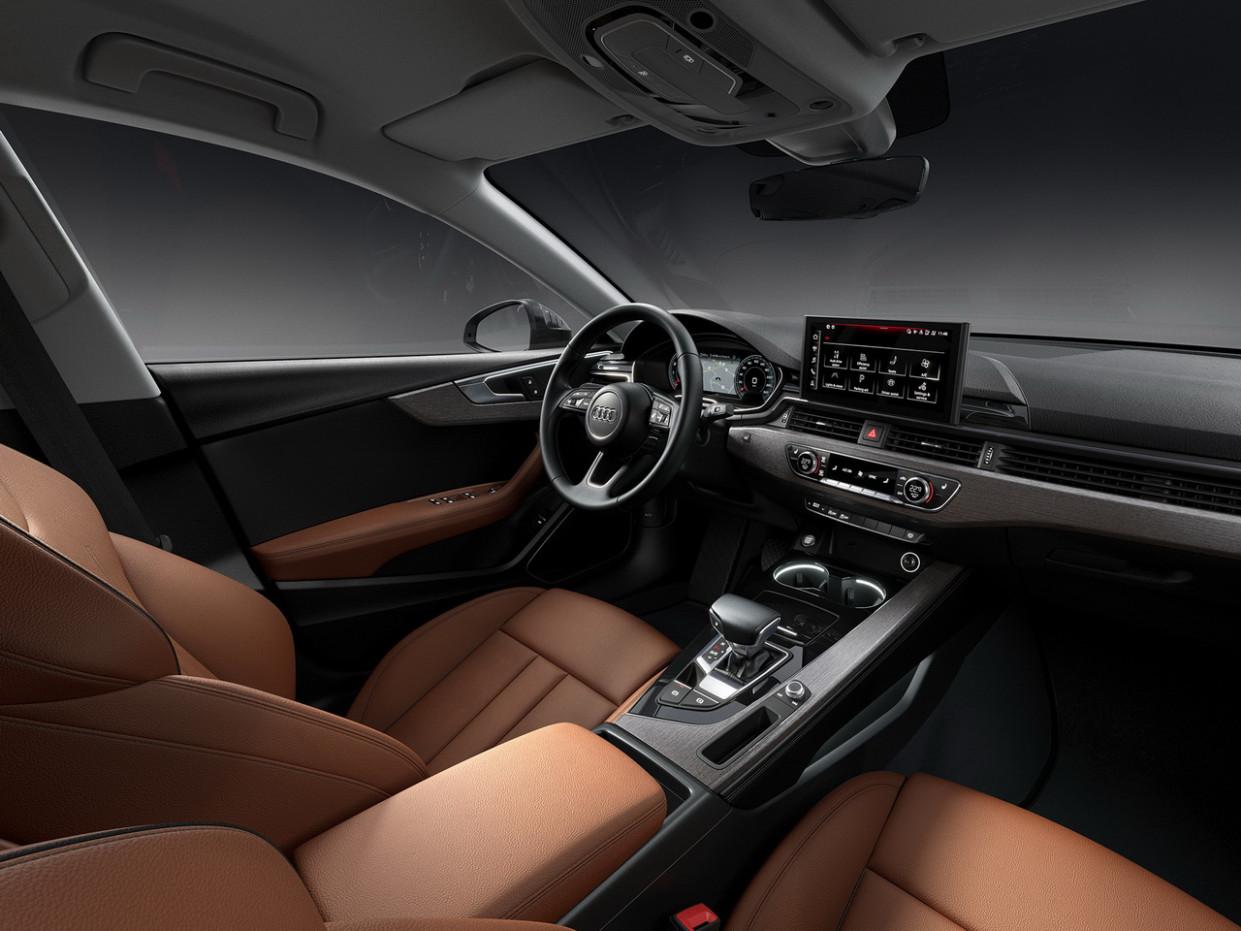 Picture Audi A5 2022 Interior