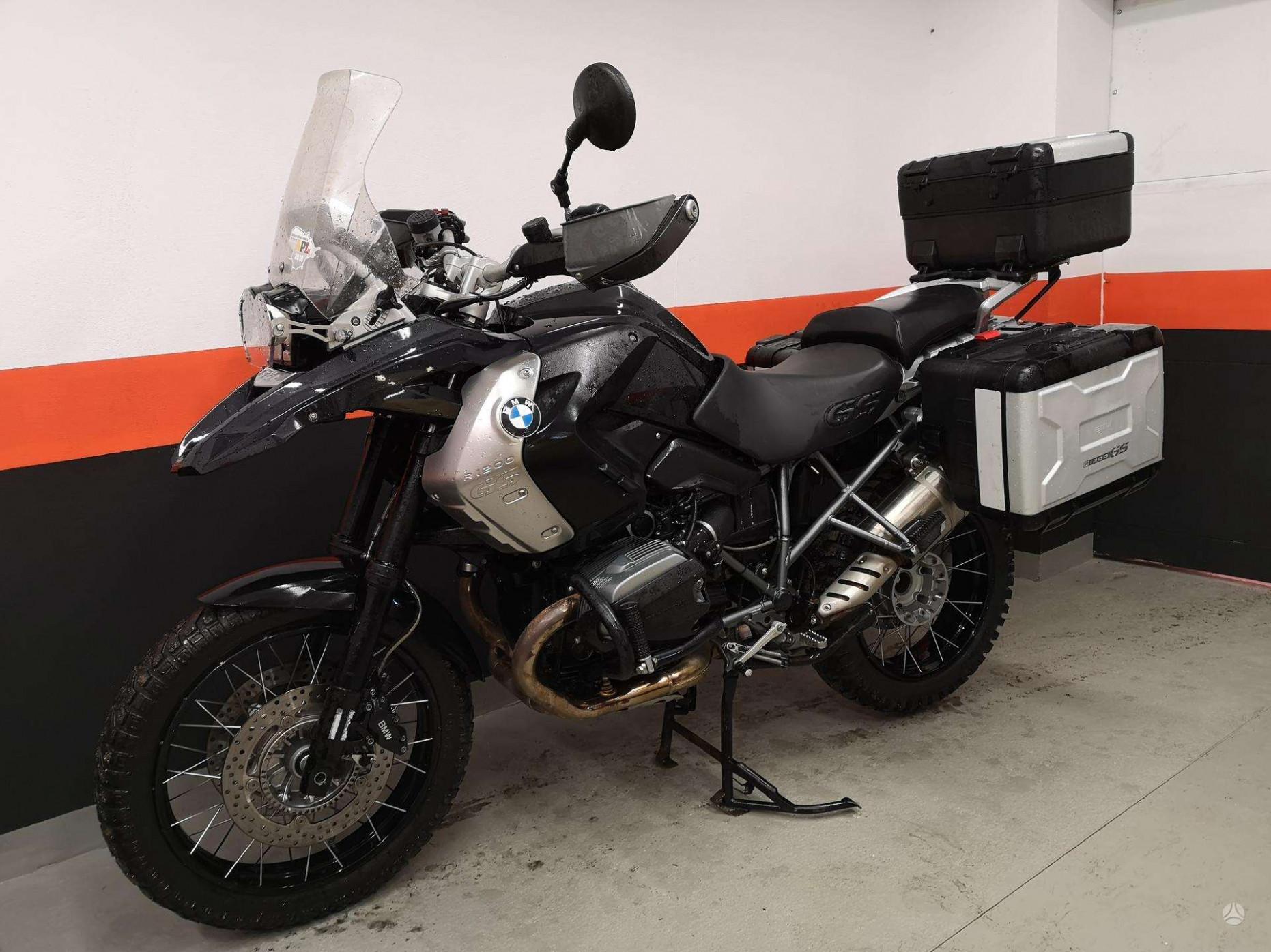 Release BMW Gs Adventure 2022