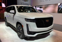 performance and new engine cadillac escalade 2022 model