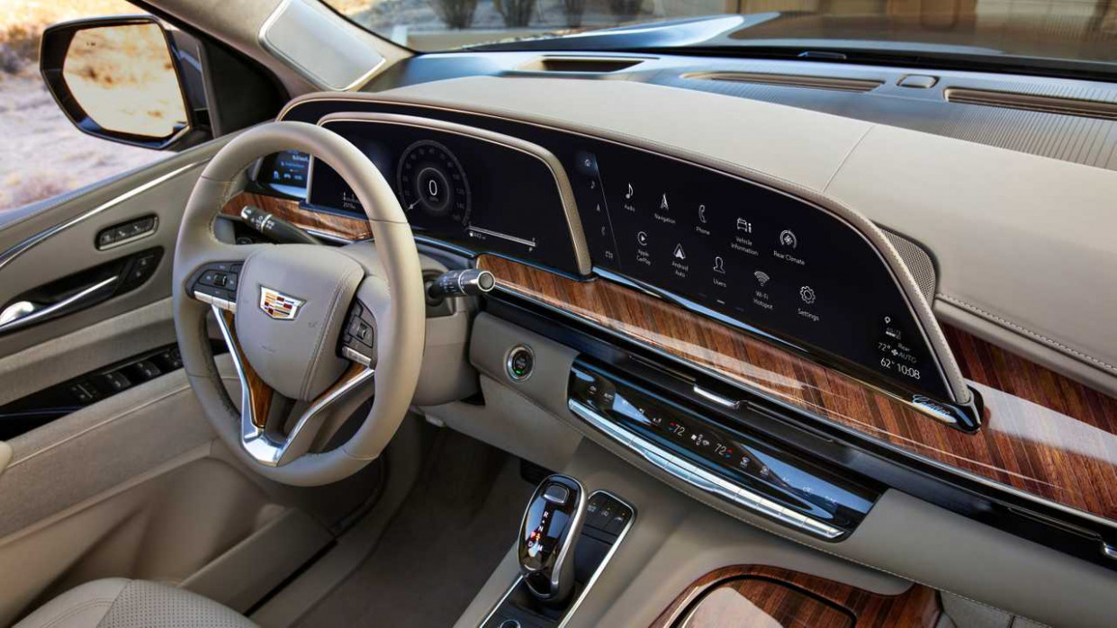 Picture Cadillac Escalade 2022 Release Date