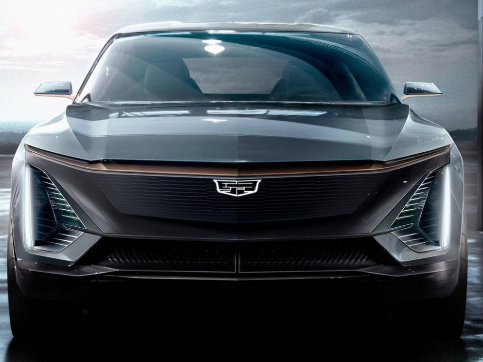 Model Cadillac Sedans 2022