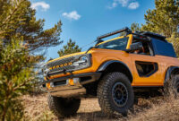 Release Ford Bronco 2022 Uk