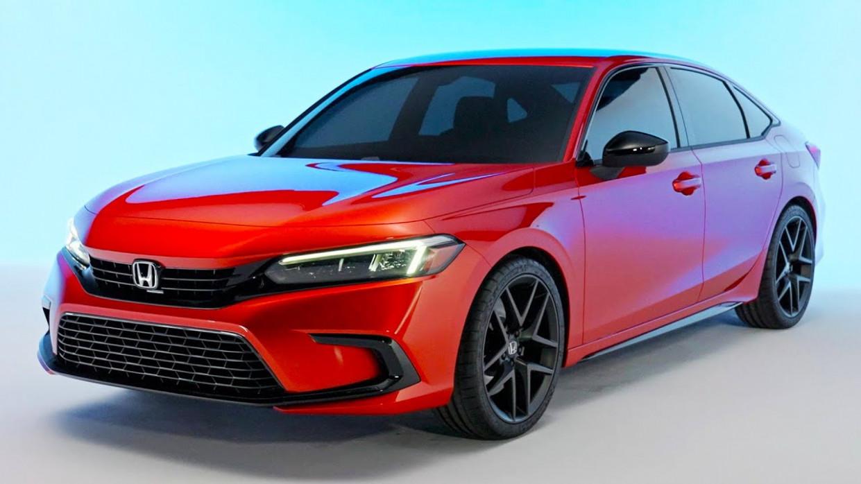 Speed Test Honda Accord 2022 Redesign