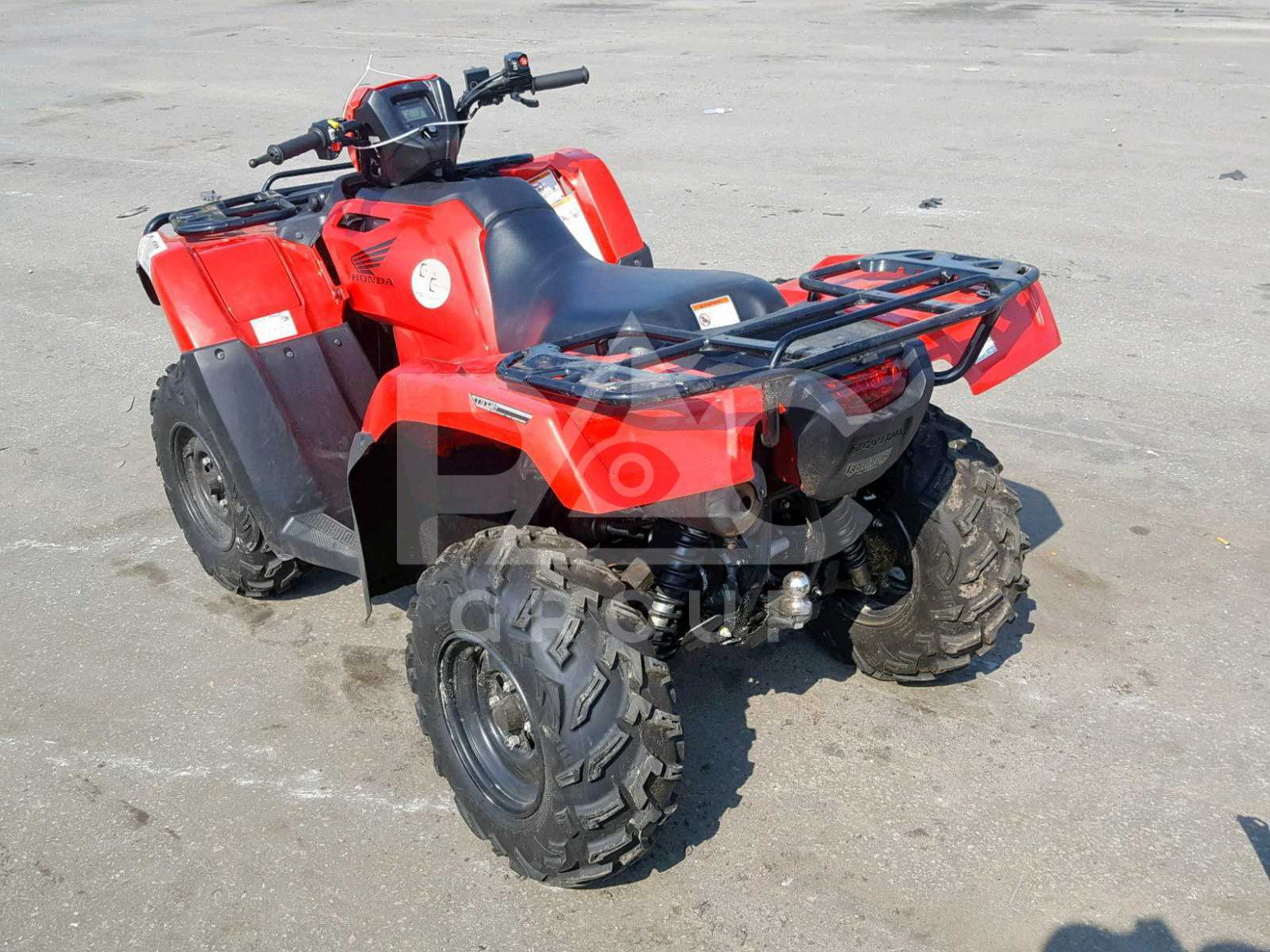 Picture Honda Atv 2022