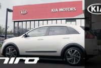 performance and new engine kia niro 2022 youtube