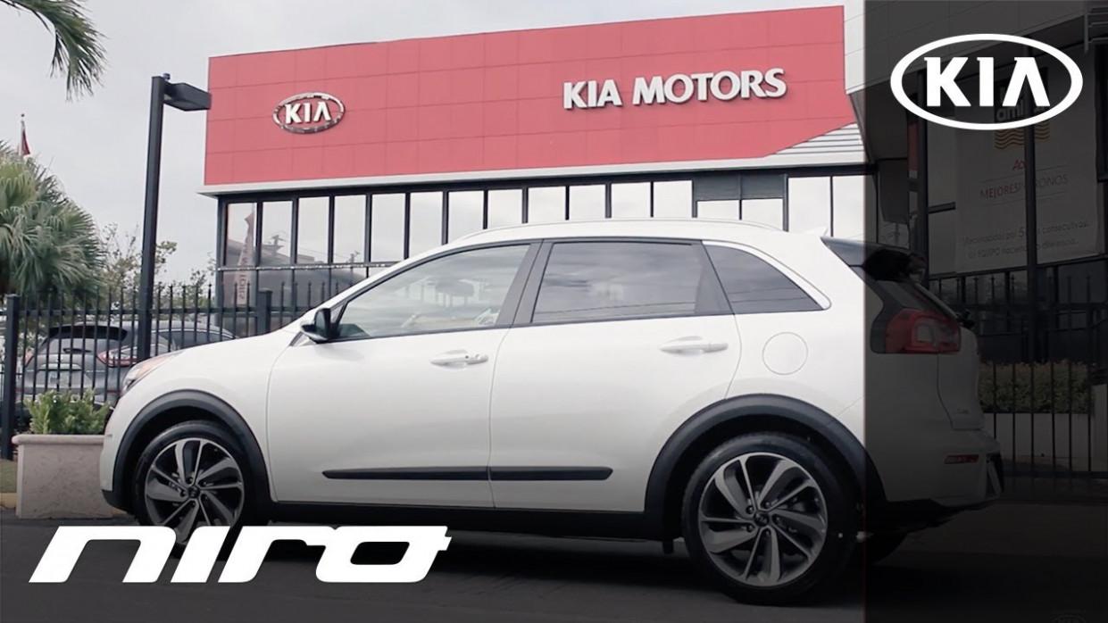 Release Kia Niro 2022 Youtube
