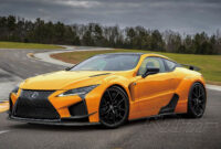performance and new engine lexus rc 2022