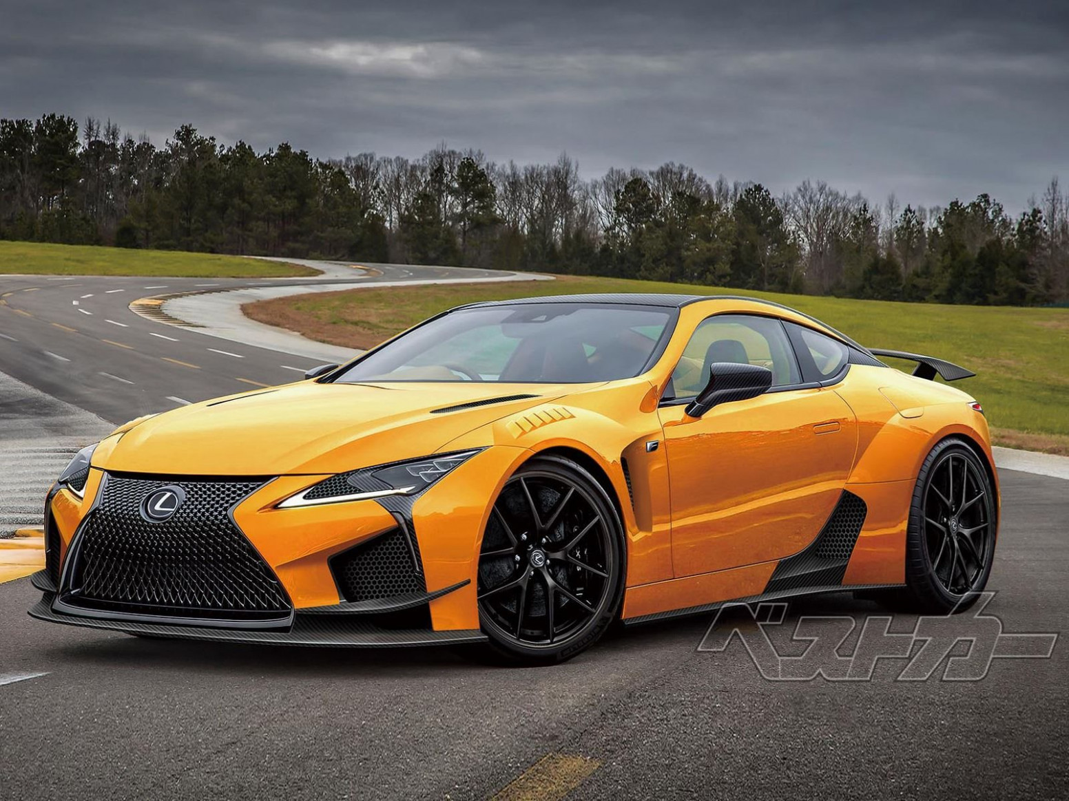 Release Date and Concept Lexus Rc 2022