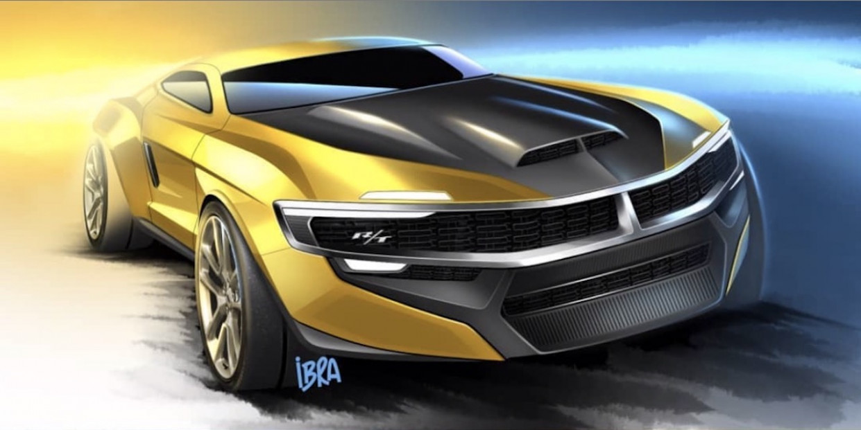 Photos New 2022 Dodge Charger Spotted