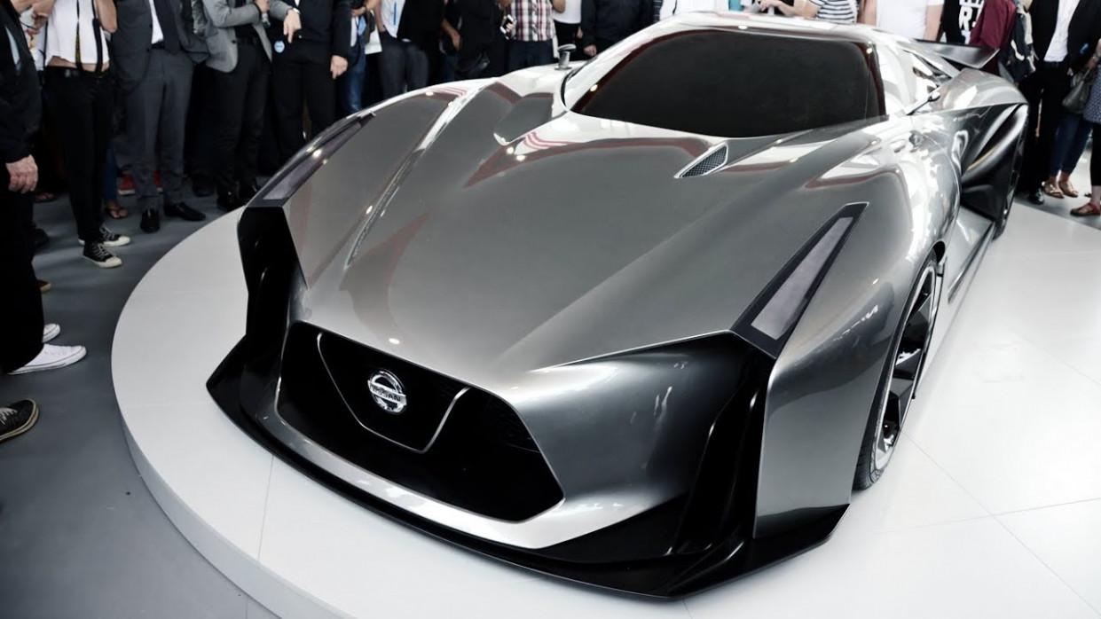 Images Nissan Gtr 2022 Concept